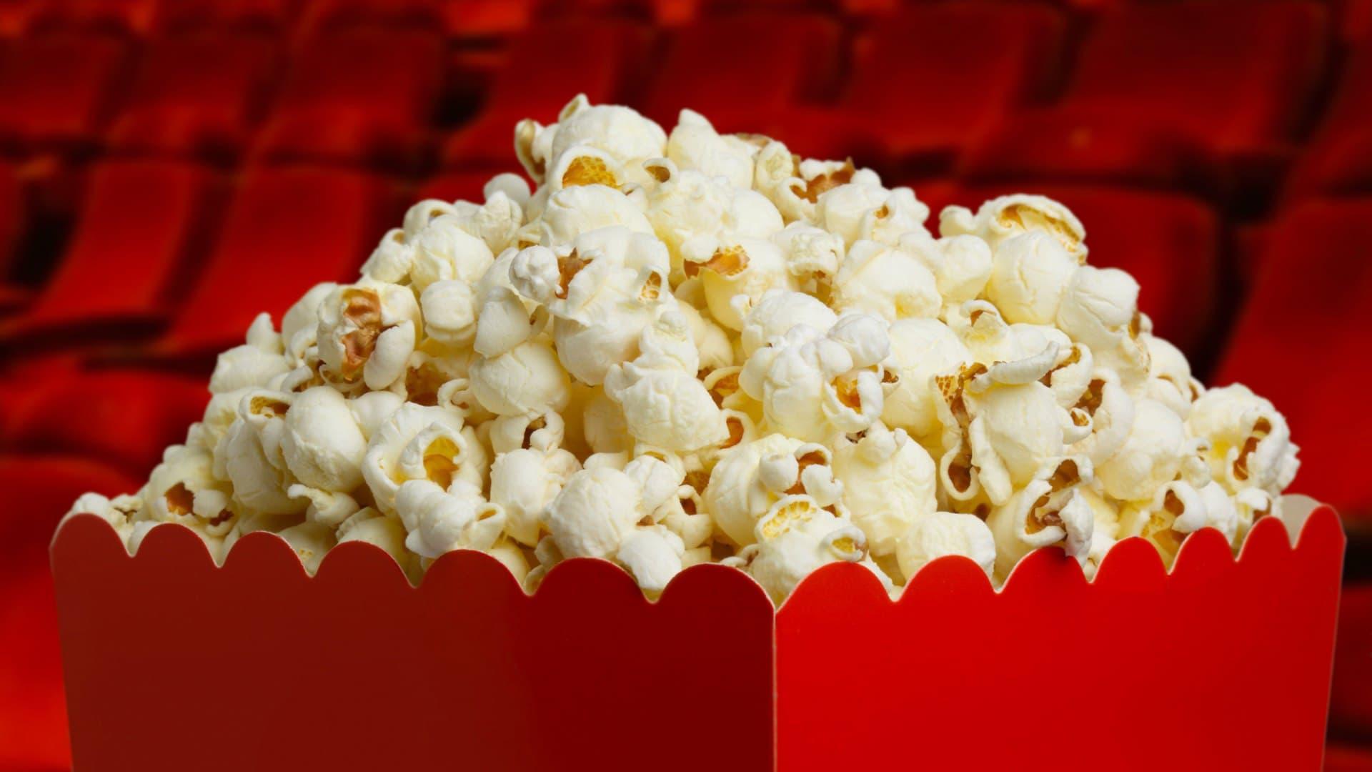 Sugar Shortage = Movie Popcorn!